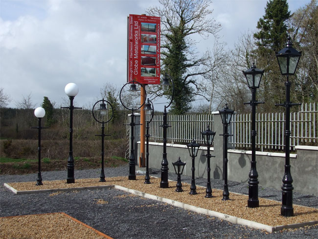 Wooden Gates, Wrought Iron Gates and railings and Stainless Steel at our showroom